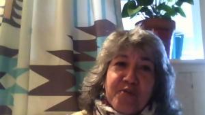Grandmother Susan Mohawk - Hawaian US -cut
